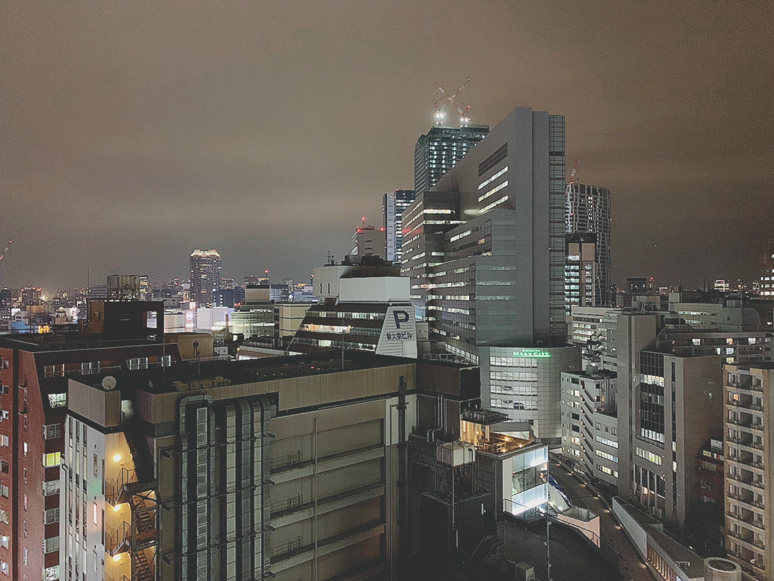 11階から見える夜…★