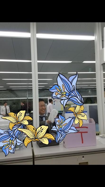 ♪ 営業部のK_Hサン ♪