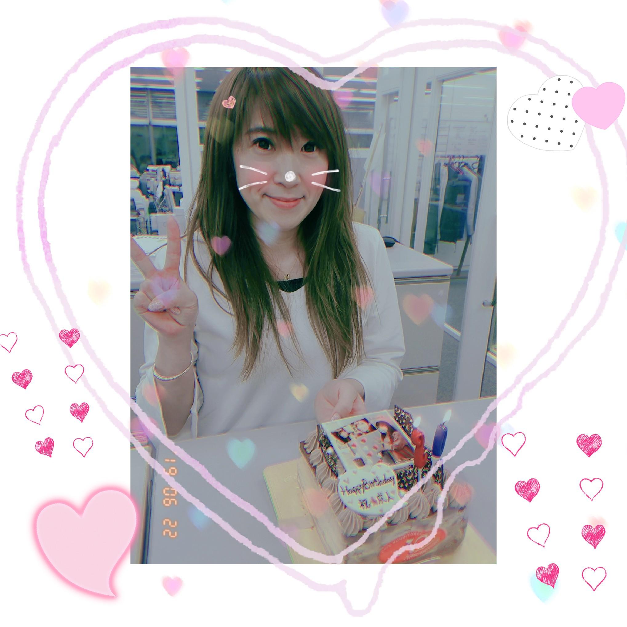 ♡ついにブログ女王Birthday!