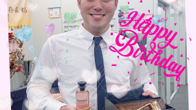 ♡ 最年少管理職★M_Mさん誕生日🎊