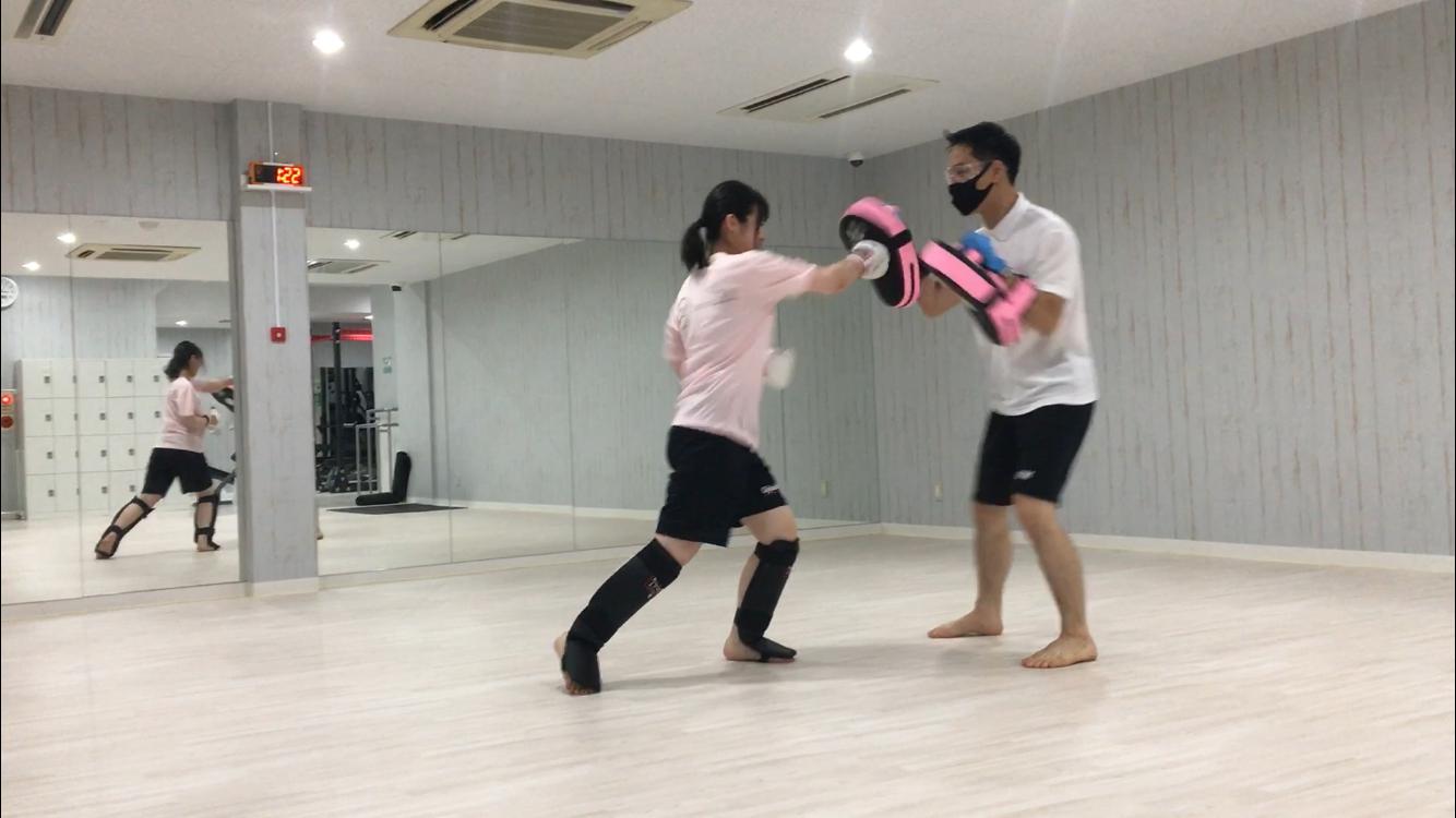 【福利厚生】キックボクシングの体験に行ってきました!