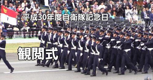 自衛隊記念日