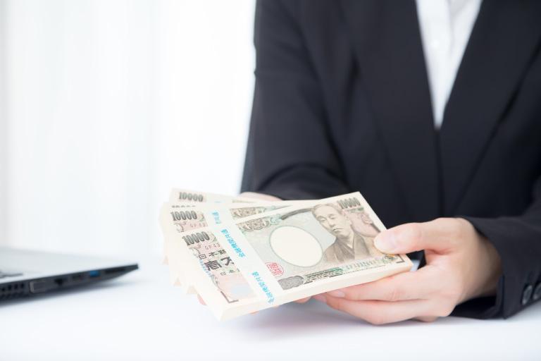 収入がすくなくても融資を銀行から受けられる